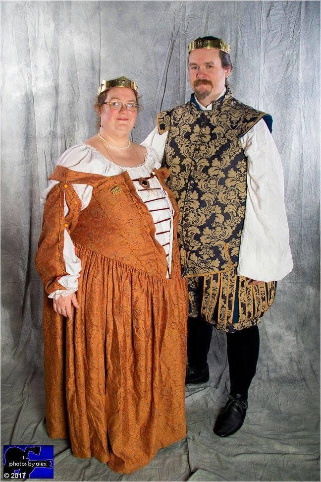 Penn and Lucia de Moranza